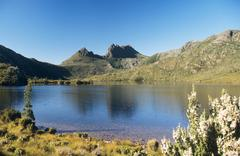 Cradle mountain tasmania - stock photo
