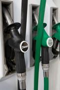 Fuel pump Stock Photos