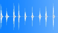 Sound Design | Flutter || Wing Flaps,Big,Powerful Bursts x 9,Angel - sound effect