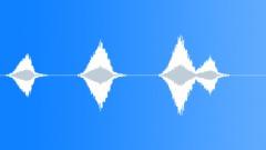Sound Design   Whoosh    Swooshes By,Slow Series x 3,Speed Up,Slight Distorte - sound effect