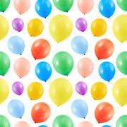Colorful balloon composition Kuvituskuvat