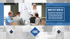 Timeline Corporate Presentation & Business Commercial Intros Slideshows Stock After Effects