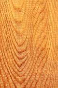 Detailed structure of wooden board - stock photo