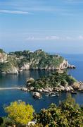Isola bella - stock photo