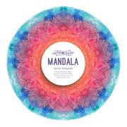 Watercolor mandala. Decor for your design Stock Illustration