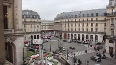 Paris Stock Footage