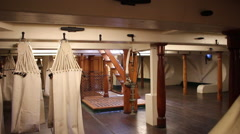 History Tall Ships Stock Footage