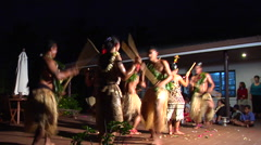 Tongan traditional dance, people or person in shot, HD, UP15857 Stock Footage