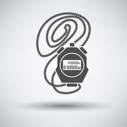 Coach stopwatch  icon Piirros
