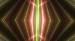 Vj Loops Neon Animation Background Stock Footage