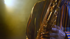 African American Jazz Musician Blues Club Performer  Arkistovideo