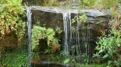 Mae Klang waterfall, Doi Inthanon national park, Chiang Mai, Thailand, Stock Footage