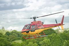 Gorky helicopter - stock photo