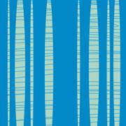 Blue retro background - stock illustration