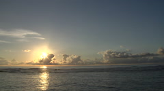 Calm seas, shot from a boat, HD, UP19802 Stock Footage