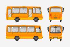 Stock Illustration of Autobus