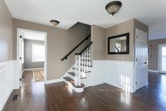 Luxury Home Interior - stock photo