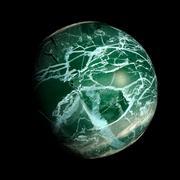Alien Exo Planet Stock Illustration