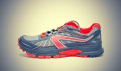 running Shoe - stock photo