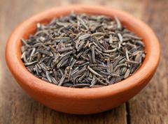 Caraway seeds - stock photo