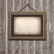 Old vintage white wooden texture close-up Stock Illustration