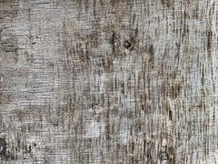 background of old cracked faded plywood - stock photo