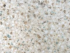 surface of the marble chips as background - stock photo