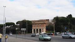 Casino La Vignola Boccapaduli in Roma, Italy - stock footage