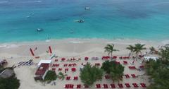Caribbean Beach Stock Footage