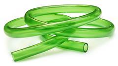 Green Tubing Stock Photos