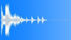 Sound Design |  Science Fiction  ||  Metallic Impact, Drop, Bounce, Rattle, C - sound effect