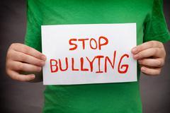 Stop Bullying Stock Photos
