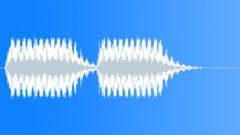 Sound Design | Beeps || Beep,Buzz,Metallic,Deep,x2 - sound effect