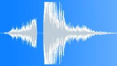 Sound Design   Hits Bursts    Throw, Blast, Cartoony - sound effect