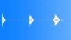 Metal | Drops || Metal Grill Drop, Series x3, Sharp, Bounces, Ringy, Clatter, Sound Effect