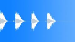 Sound Design   Various    Sound Design, Junky Impacts, Series x 4, Metallic F - sound effect