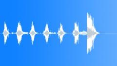 Sound Design | Various || Sound Design, Junky Robot, Walk Series, Slow, Metal Sound Effect