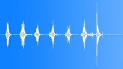 Sound Design   Hits Bursts    Metallic Junk,Various Tools,Drag Series x 7,Rob - sound effect