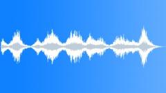 Horror, Wind || Sound Design - Demon Dragon Lair Wind Tunnel - Processed Wind - sound effect