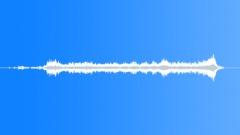 Train || Sound Design - Trains - Plowing Through Dirt - In & Stop W Metal Rum Sound Effect