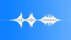 SciFi || Whoosh Flashback Reverse Sci Fi x3 - sound effect