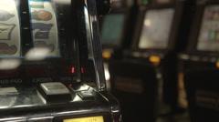 Slot Machine 2 Stock Footage
