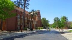 Florida State University campus 4k Stock Footage
