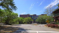 Tallahassee City Hall - stock footage