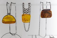Museum of amber Stock Photos