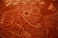 Pre-Columbian art Stock Photos