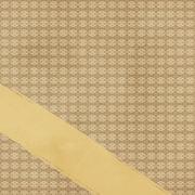 Vintage brown wallpaper - stock illustration