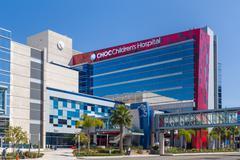 Children's Hospital of Orange County Stock Photos