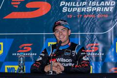 PHILLIP ISLAND, MELBOURNE/AUSTRALIA - 17 APRIL 2016:Hot Wheels drivers entertain Stock Photos