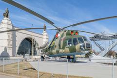Russian military helicopter MI-8 Kuvituskuvat